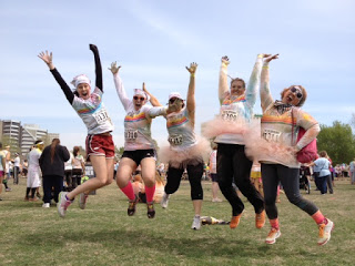 Weekend Recap: Tulsa and the Color Run