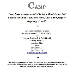 Beginner's Boot Camp in Fort Smith