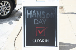 Hanson Day Weekend: Day 1