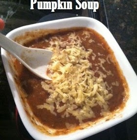 Crock Pot Black Bean (and Pumpkin) Soup