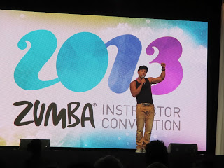 Zumba Convention Day 1