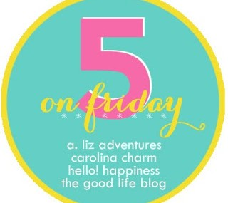 Five on Friday! IG and Other Fun