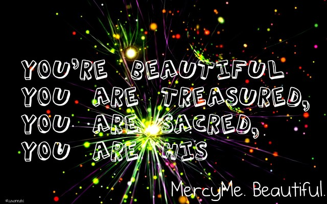 Beautiful-mercyme!
