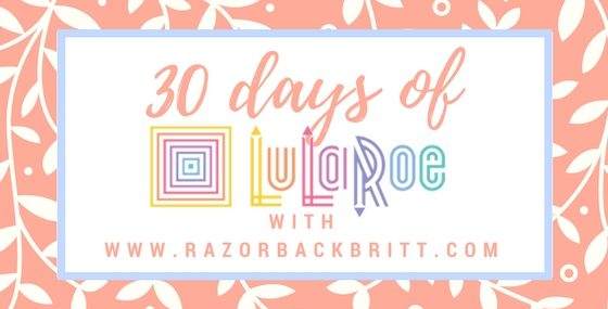 30 Days of LuLaRoe: Days 24-30