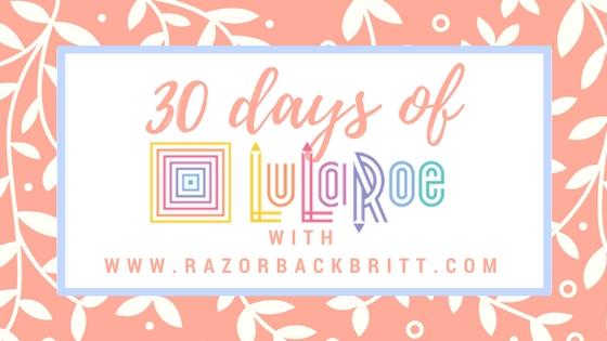 30 days of