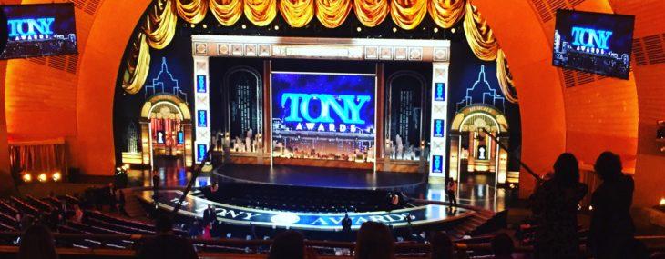 Bucket List: Attending the Tony Awards