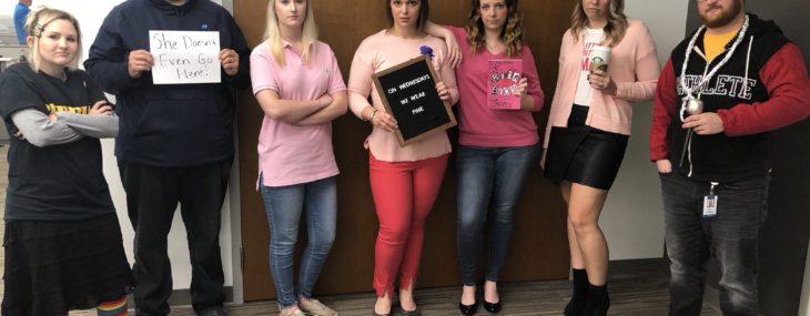 Work Halloween: Mean Girls