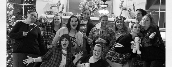Reindeer Games: Ladies Bible Study Party