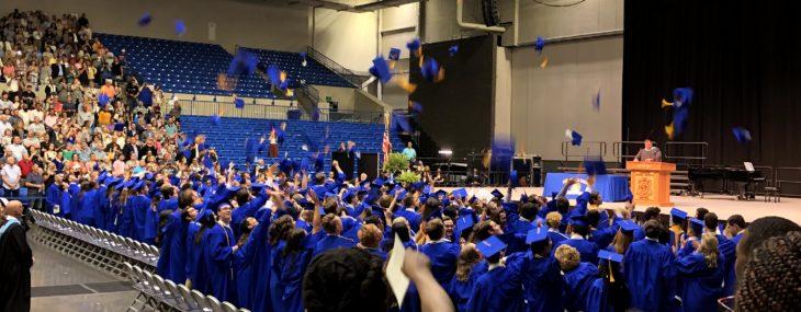 Caitlyn's Graduation