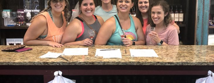 Amber's Bachelorette Party Weekend