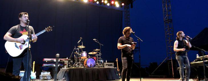 Hanson Concert Update 2019