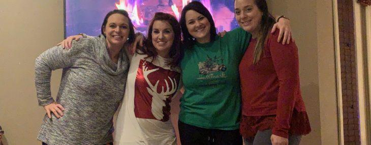 Circle Christmas Party
