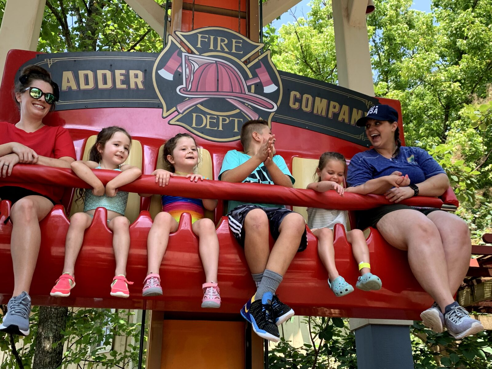 So Brave at Silver Dollar City