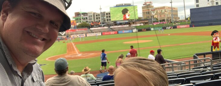 Daddy Daughter Drillers Game