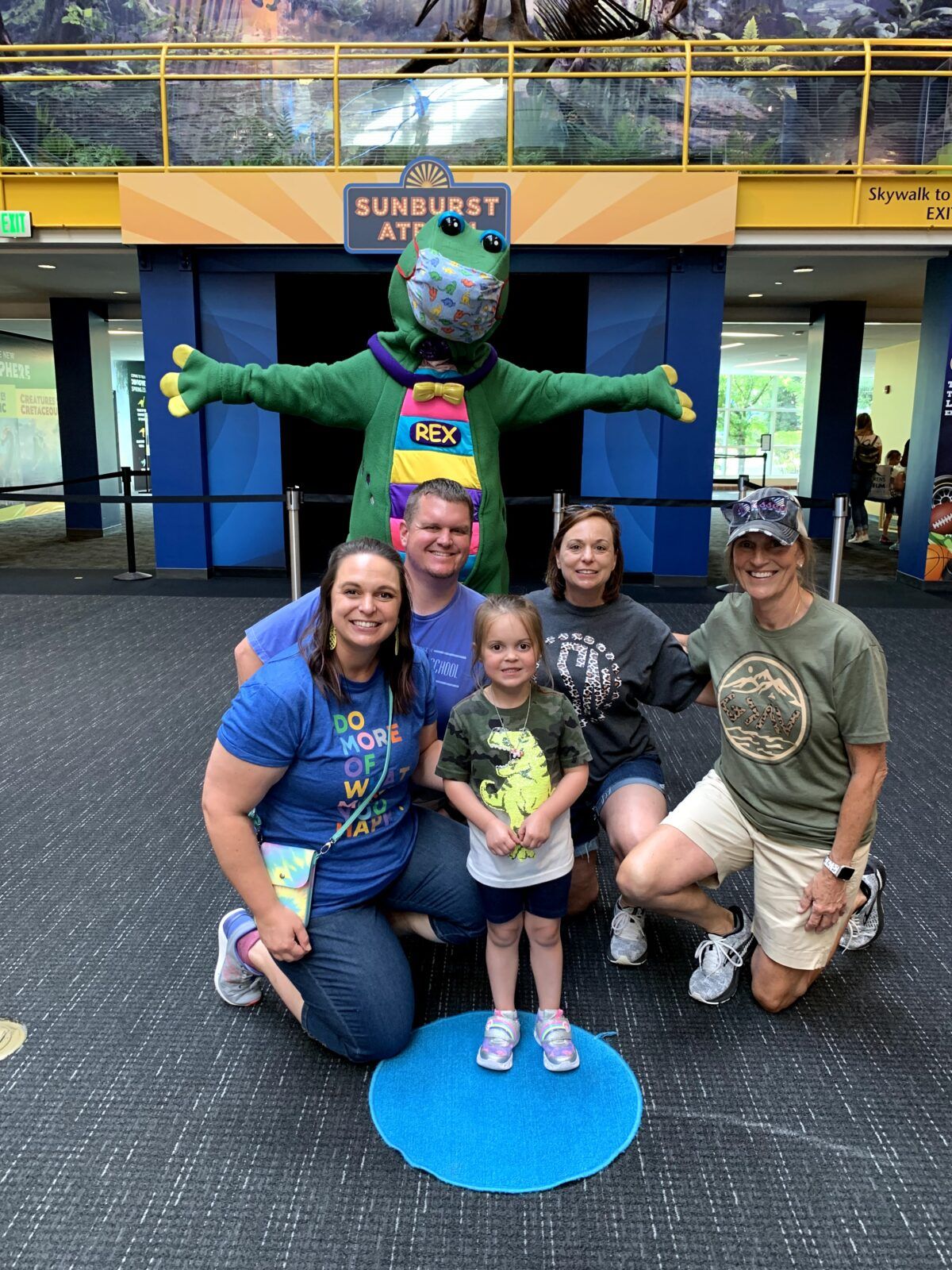 Road Trip Day 4: The Indianapolis Children's Museum