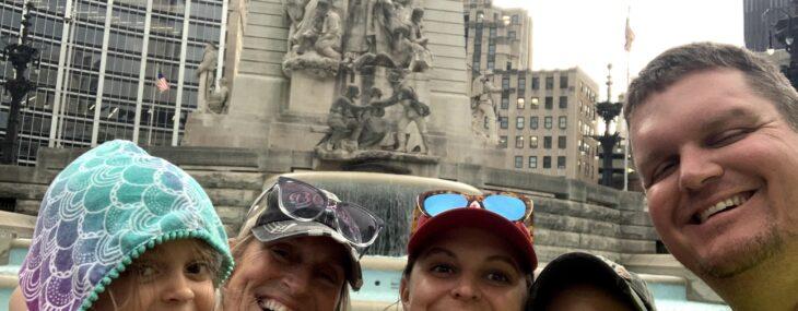 Road Trip Day 5: Exploring Indianapolis